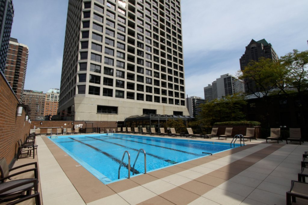 Newberry Plaza Pool